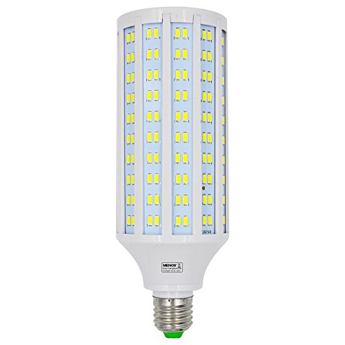 MENGS E27 Lampe à LED 40W AC 85-265V, Blanc Froid 6500K, 280x5730 SMD
