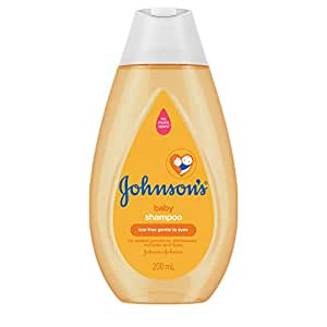 Johnson's Baby No More Tears Shampoo (200ml)