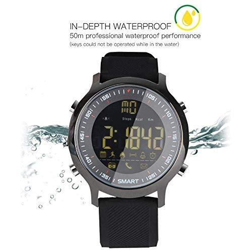 Celestech CTX18_B Sports Smart Watch (Black)