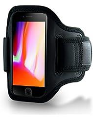 vau ActionWrap Sport-Armband Hülle für Apple iPhone 8 / 7 ( Homebutton & Touch-ID kompatibel )