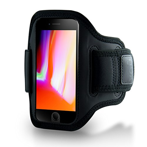 vau ActionWrap Sport-Armband Hülle für Apple iPhone 8 / 7 ( Homebutton & Touch-ID kompatibel ) (Nike Id Golf)