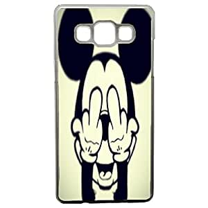 Lapinette Coque Rigide Humour Disney Mickey Fuck Samsung Galaxy A5