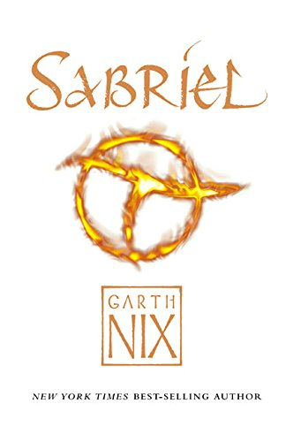 Book cover for Sabriel