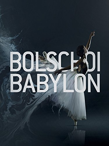 Bolshoi Babylon Cover
