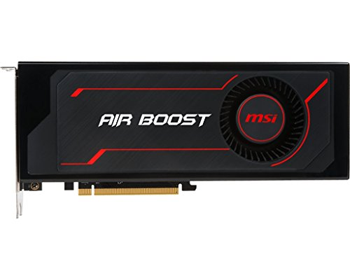 Price comparison product image MSI AMD RX Vega 56 Air Boost Full Height 8G PCI Express 3 Graphics Card - Black