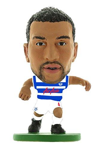 SoccerStarz QPR Steven Caulker Home Kit