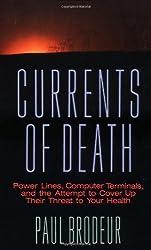 Currents of Death by Paul Brodeur (2000-10-06)