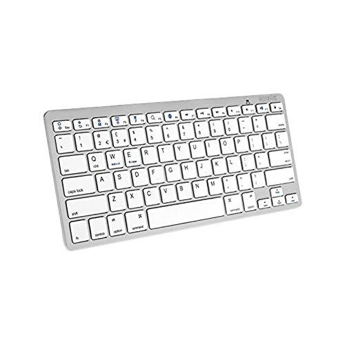 13a01da4639 Caseflex Ultra Slim Wireless Bluetooth Keyboard For All iOS, iPad, Android,  Mac,