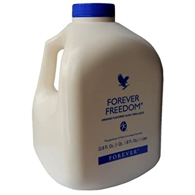 Forever Freedom has combined aloe vera with substances that are helpful for the maintenance of proper joint function and mobility in a tasty, orange-flavored juice formula. We've taken Glucosamine Sulfate and Chondroitin Sulfate - two naturally occurring