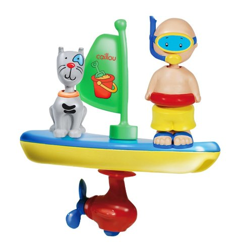 Caillou Bath Time Vehicle by Caillou