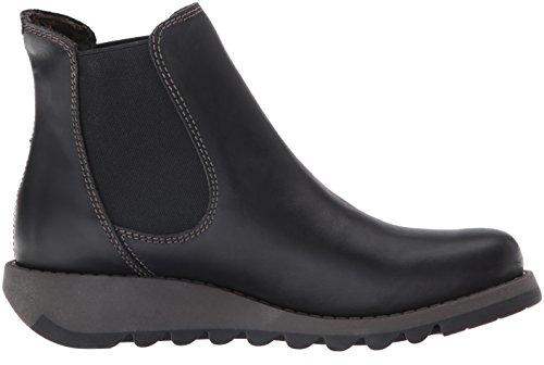 Fly London Salv Rug, Boots femme Noir (Black 000)