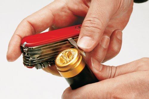 Victorinox Schweizer Taschenmesser, 1370330, One Size, Schwarz - 4