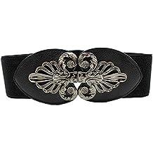 ishine cinturones de flores cinturones para vestido de fiesta para las  mujeres 9bbdac02e911