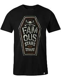 Famous Stars & Straps t-Shirt Street Men's - Underworld FM03170052