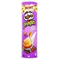 Pringles Sweet Chilli Crisps, 200 g