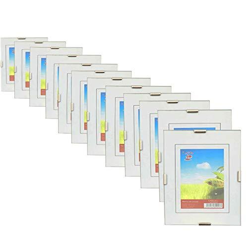 Caja de 12 Marcos de Clip 24 x 30 cm