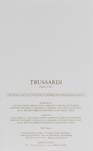 Trussardi 1911 Donna Eau de Parfume Spray for Women 50 ml