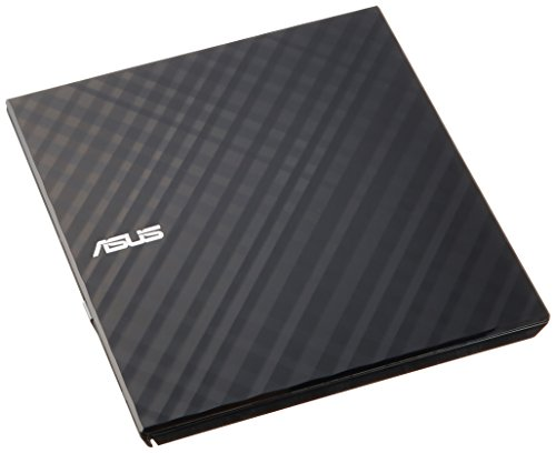 Asus SDRW-08D2S-U LITE DVD/RW 8xR/RW External USB2,0 Slim w/Power2Go Black Retail, SDRW-08D2S-U_LITE_BLACK_ASUS (Slim w/Power2Go Black Retail) Asus Dvd