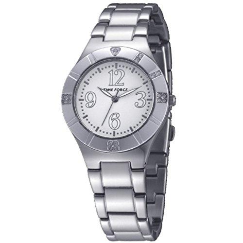 TIME FORCE TF-4038L02M - Reloj Señora metálico