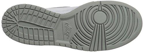 Nike Herren 336608-118 Basketball Turnschuhe Weiß (White/Wolf Grey)