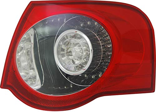 Carparts-Online 24996 LED Rückleuchte/Heckleuchte rechts TYC