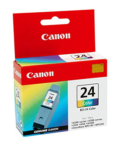Ink cartridge Original Canon 1x Cyan, Magenta, Yellow 6882A002 / BCI-24C for Canon I 450 D