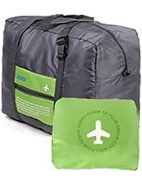 Saiyam Travel Duffel Bag For Women Men Lightweight Foldable Duffle Bags (MultiColor)