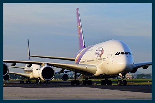 bild-mit-rahmen-hady-khandani-airbus-a380-800-thai-airways-and-singapore-airlines-digitaldruck-holz-