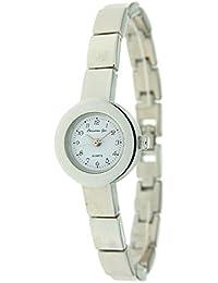 Reloj de señora - Cadena Esfera blanca - Christian Gar 4213-L - ENVIO GRATUITO