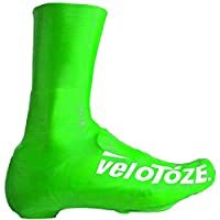 VELOTOZE Toze Mixed Adult Shoe Covers - Viz / Green - L: 43-46