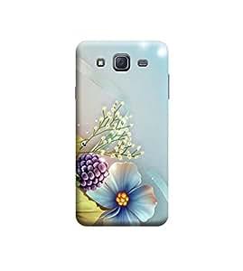 Ebby Premium 3d Desinger Printed Back Case Cover For Samsung J7 (Premium Desinger Case)