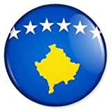 Flagge Kosovo Kühlschrankmagnet Magnet Magneten Pinnwand Magnet Pinnwand