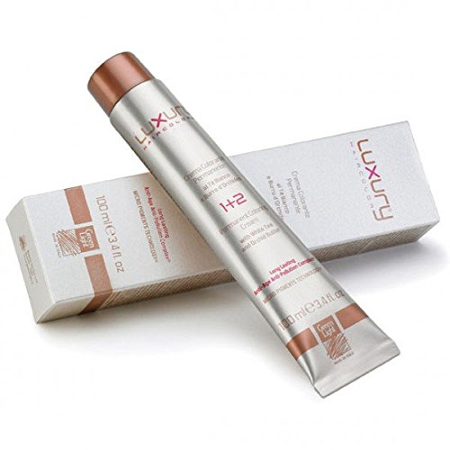Tube de coloration N°5 châtain clair intense 100 ml