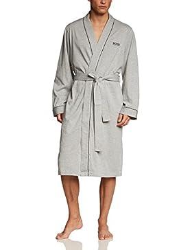 BOSS Hugo Boss Herren Bademantel Kimono BM 10121122 02, Einfarbig