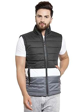 6e3d744d55 Ben Martin Men's Quilted Sleeve Less Jacket-(BMW-JKT-SS-28008)