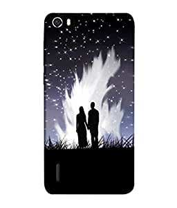 PrintVisa Designer Back Case Cover for Huawei Honor 6 (Stylish Girl Modern Lady Sexy Woman Designer Case hollywood Cell Cover Stunning Lady Smartphone Cover Milky Beauty beautiful )