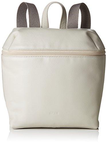 BREE Damen Vora 4, Grey Morn, Backpack W18 Rucksackhandtasche, Grau, 27x12x23 cm