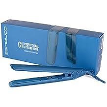 Corioliss - Plancha cerámica para el cabello, color azul