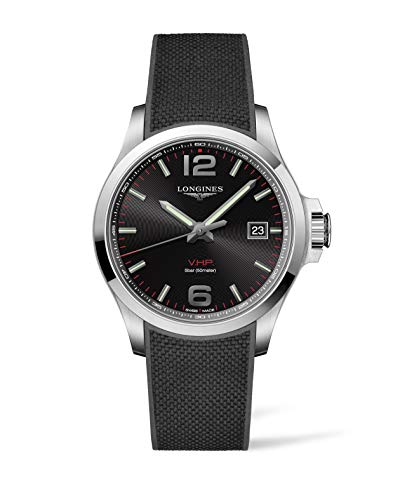 Longines Conquest V.H.P. 43MM Stainless Steel L37264569