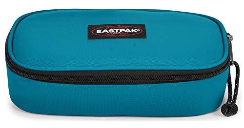 Eastpak Oval XL Single Federmäppchen, 22 cm, Blau (Novel Blue)