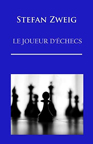 Couverture du livre LE JOUEUR D'ÉCHECS: -