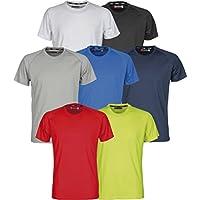 S.B.J - Sportland Funktionsshirt/Laufshirt / Sportshirt Performance T-Shirt, Gr. S - XXXL