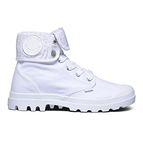 Palladium Damen Sneaker white-wind chime