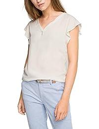 Esprit 046ee1k012-Flügelärmeln, T-Shirt Femme