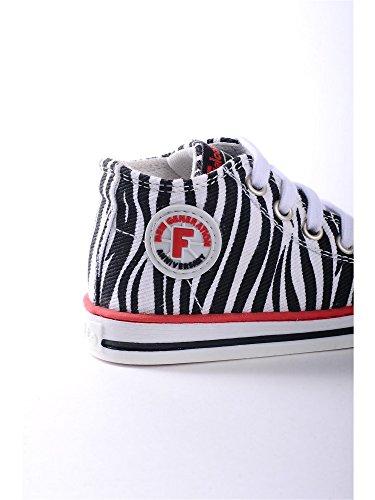 NATURINO E FALCOTTO 2008949 SNEAKERS Mädchen Zebra