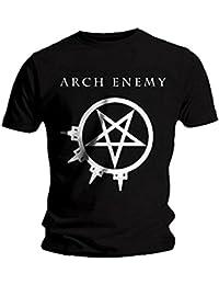 Amazon.es  Arch Enemy - Camisetas y ropa de grupos de música ... 80ca905e7ca95