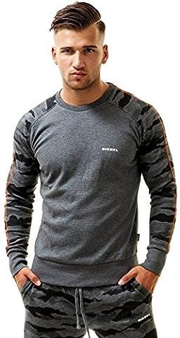 DIESEL Sweater CASEY, Medium