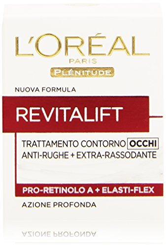 L'Oréal Paris Revitalift Crema Contorno Occhi Anti-Rughe,