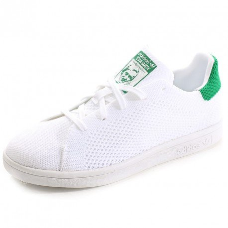 Adidas Originals Trainers - Adidas Originals Stan Smith Pk El C Trainers - White/green