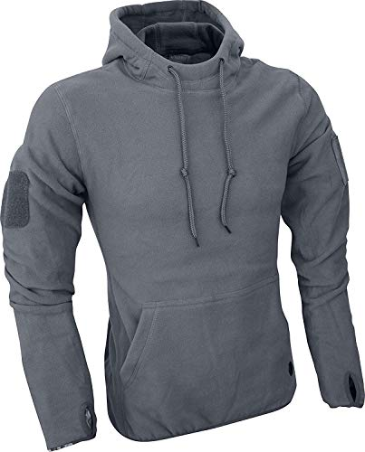 Viper Herren Taktische Fleece Hoodie Titanium größe XL -
